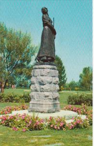 Canada Nova Scotia Grand Pre Evangeline Monument