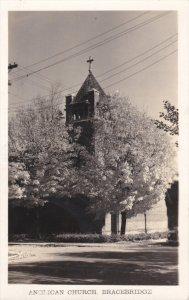 RP: BRACEBRIDGE, Ontario, Canada; Anglican Church, PU-1944