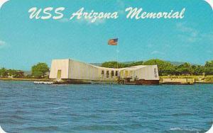 Hawaii U S S Arizona Memeorial