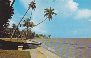 Bedok Beach , Singapore, 40-60s