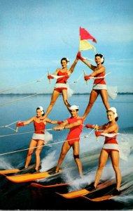 Florida Cypress Gardens Water Ski Revue