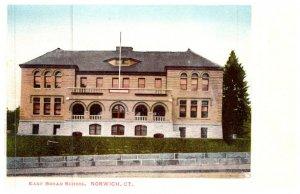 Connecticut  Norwich ,  East Broad School