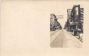 E36/ Kansas City Missouri Mo Real Photo RPPC Postcard c1910 Empress Theatre