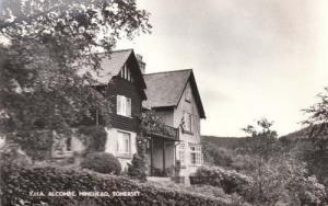 Alcombe Youth Hostel Somerset  Minehead Photo Postcard
