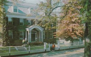 PROVIDENCE, Rhode Island, PU-1956 ; Bryant College