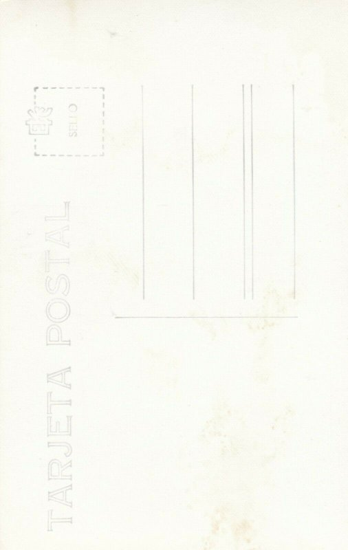 RP: MONTERREY, N.L. , Mexico, 1930-40s ;  Iglesias de la Purisima