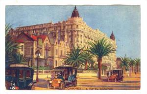 Cannes , France, 00-10s; L'Hotel Carlton