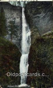 Multnomah Falls, OR Post Card  ;      :      Multnomah Falls, Oregon Multnoma...