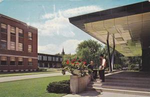 University Of Windsor, Windsor, Ontario, Canada, PU-1967