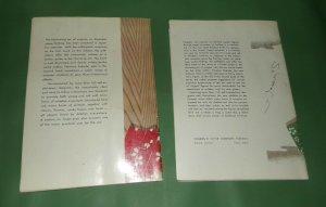 Vtg 1964 Origami Books 2 3 Japanese Paper-Folding Sakade Whale Bird Frog Penguin