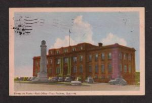 Post Office TROIS RIVIERES QUEBEC CANADA Postcard PC