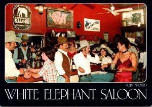 Texas Fort Worth White Elephant Saloon