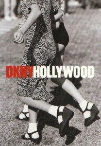 Advertising Postcard - DKNY Hollywood - The Donna Karan Company - Ref  ZZ5758