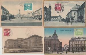 PROSTEJOV MORAVIA CZECH REPUBLIC RÉPUBLIQUE TCHÈQUE 21 CPA (mostly pre-1950)