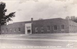 RP: Field House of Natural History, US HWY 40, VERNAL , Utah , 30-40s