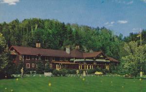 Alpine Inn, STE. MARGUERITE, Quebec, Canada, 40-60´s