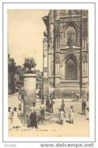 ELBEUF.- La Fontaine. France, 00-10s