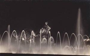 Madrid nocturno .-Cibeles , Spain, 20-30s