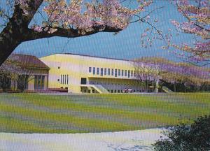 Japan Nishinomiya Kobe College New Gymnasium