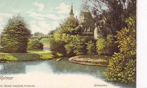 Stadsparken, Kalmar, Sweden, 1900-1910s