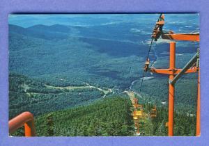 Jefferson, Vermont/VT Postcard, Madonna Mountain Chairlift