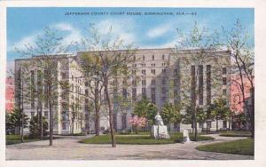 Jefferson County Court House, Birmingham, Alabama, 1930-1940s