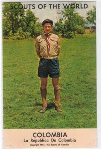 Scouts of the World - Colombia