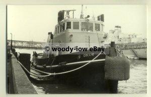 na1837 - Royal Navy Tug -  Collie - photograph