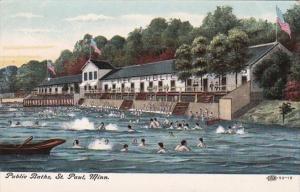 Minnesota St Paul The Free Public Baths