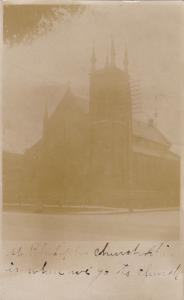 TORONTO , Ontario , Canada , 1908 ; Church