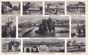 Switzerland Geneve Multi View