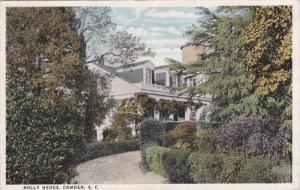 Holly Hedge, Camden, South Carolina, 1922 PU