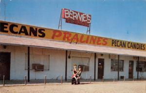 Adair Oklahoma~Bernie's Roadside Pecan Shop~Kids Indian Costumes~Big Dog~1960s
