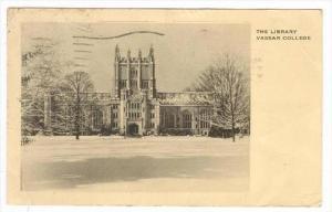 The Library, Vassar College, Poughkeepsie, New York, PU-1932