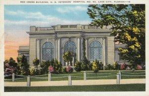 LAKE CITY , FL, 30-40s; Red Cross Bldg , V.A. Hospital No. 63