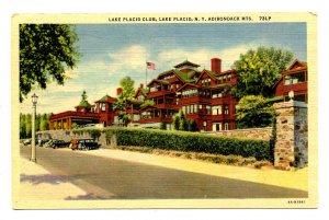 NY - Lake Placid. Lake Placid Club