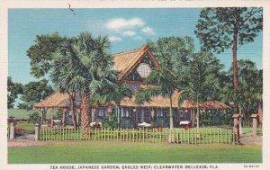 Florida Clearwater Belleair Tea House Japanese Garden Eagles Nest