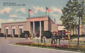 New York World's Fair 1940 Y M C A Building
