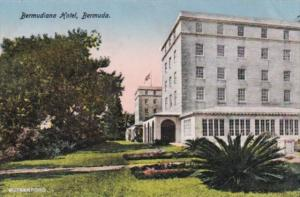 Bermuda Arch The Bermudiana Hotel
