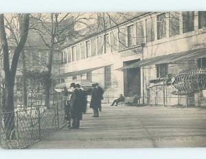 Pre-1907 ANCIEN MUSEUM Paris France F5120