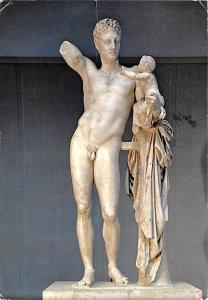Hermes of Praxiteles Olympia Greece, Grece 1972