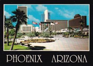 Arizona Phoenix Downtown Phoenix