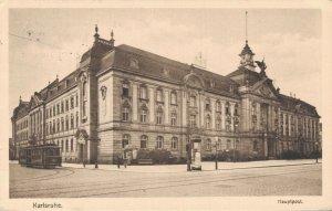 Germany - Karlsruhe Hauptpost 03.26