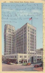 Arizona Phoenix Valley National Bank 1947
