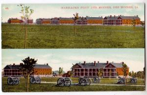 Barracks Fort Des Moines Iowa