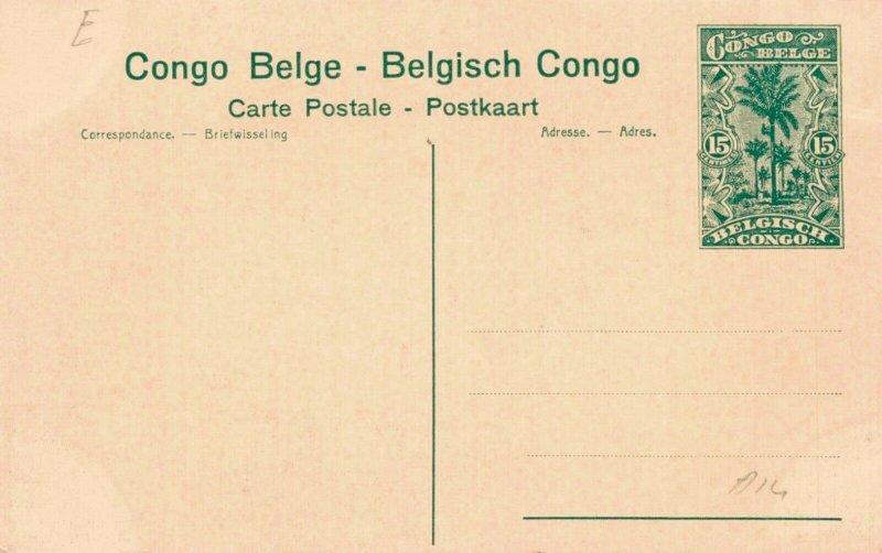 Congo Belge Belgisch Congo Antilope Cheval Paardantilope 02.99