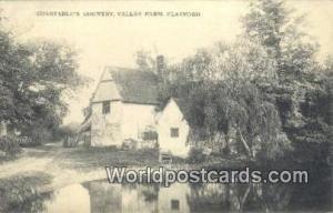 Scotland, Escocia Constable's Country, Valley Farm Flatford Constable's Count...