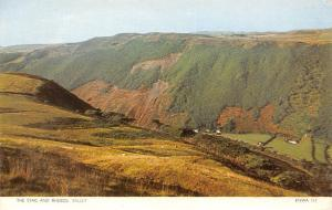 Wales The Stag and Rheidol Valley Real Photo