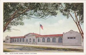 California Merced Galen Clarke School