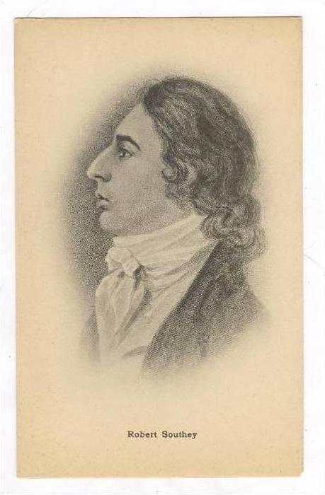 Portrait   Robert Southey, 00-10s